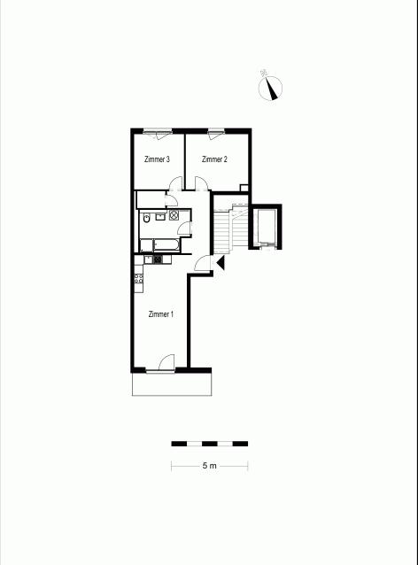 3 Zimmer Wohnung Klara Weyl Straße 23 10365 Berlin Howoge