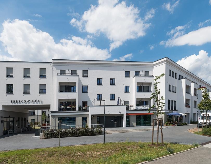 4 Zimmer Wohnung   Treskowallee 24 C, 10318 Berlin